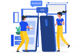 Android, iOS app development