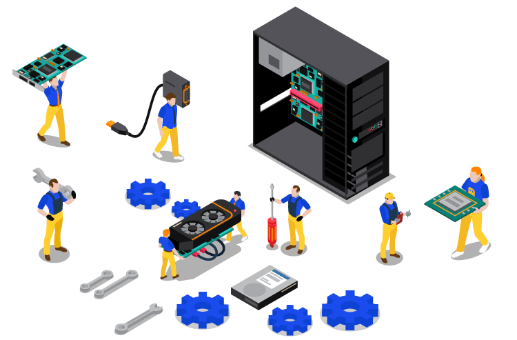 Hardware and Networking Course in Madurai