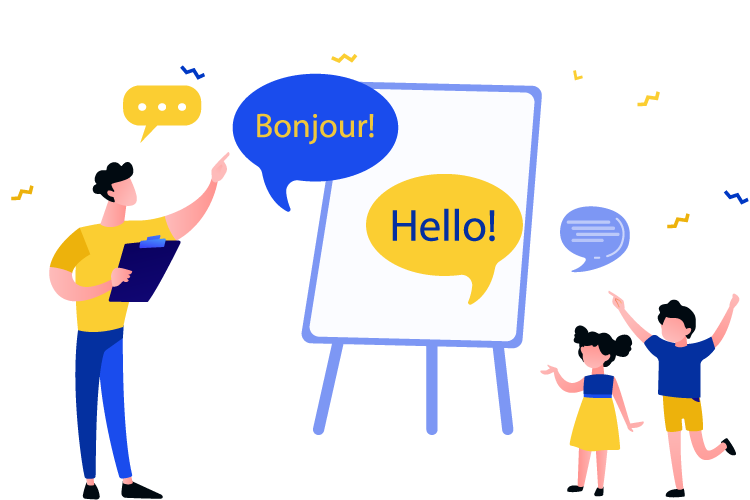 Spoken French Classes in Madurai